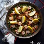 Hiszpanska paella, czyli ...