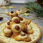 Kruche ciasteczka z beza
