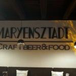 Maryensztadt Craft Beer...