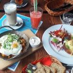 Śniadanie w  Chwila...