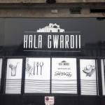 Hala Gwardii -  nowe...