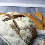 Drożdżowy chleb ze...