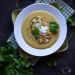 Indyjska zupa krem  z...