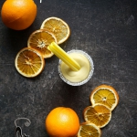 Smoothie z mango i pomara...