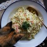 Sałatka coleslaw II