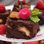 Brownie z Kinder Bueno