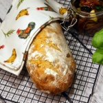 Wiejski chleb francuski...