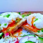 Jajka po benedyktynsku