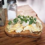 Po prostu kanapka z jajec...