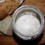 Zakwas chlebowy , pszenny...