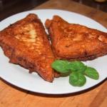 Toskanskie smazone tosty ...