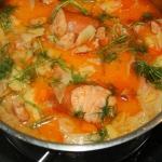 Jesienna zupa kapusciana