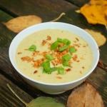Zupa serowo brokulowa