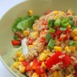 Salatka z komosa ryzowa (...