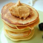 Miodowe pancakes z maslem...