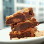 Brownie z orzeszkami ziem...