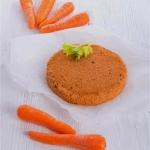 Biszkopt z 100% marchewki