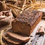 Chleb zytni razowy  na za...