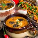 Zupa ogonowa Staropolska