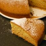 Łatwe ciasto waniliowe...