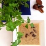 Zupa z lesnych grzybow