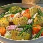 Warzywa gotowane na...