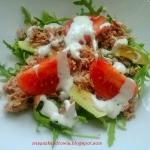 Salatka z kaszy jeczmienn...