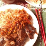 Chińskie danie z...