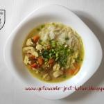 Zupa w stylu azjatyckim