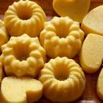Polenta z mozzarellą