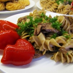 Pasta with meat - czyli...