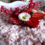 Serek truskawkowy