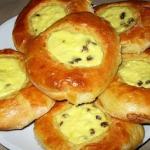 Drozdzowki z serem