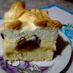 Ciasto z budyniem,...