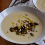 Zupa krem z selera z...