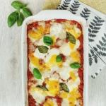 Lasagne z baklazanem