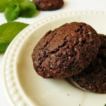 Ciasteczka czekoladowo-mi...