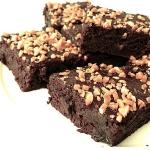 Zdrowe Brownie na...