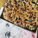 Ciasto drozdzowe z borowk...
