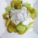 Salatka ogorkowa