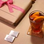 Herbata z pomarańczą, ...