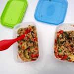 Lunch  box # 1 ! Szybko,...