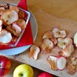 Chipsy jablkowe