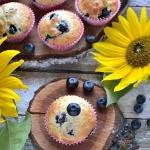 Muffiny jogurtowe z borow...