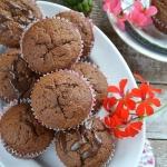 Weganskie muffiny z cukin...