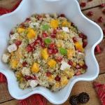 Salatka z quinoa z kurcza...