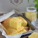 Chleb kukurydziany -...