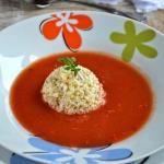 Zupa pomidorowa z mieszan...