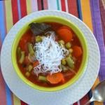 Zupa pomidorowa z warzywa...