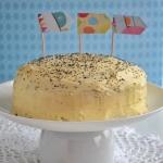 Ciasto makowe z kremem...